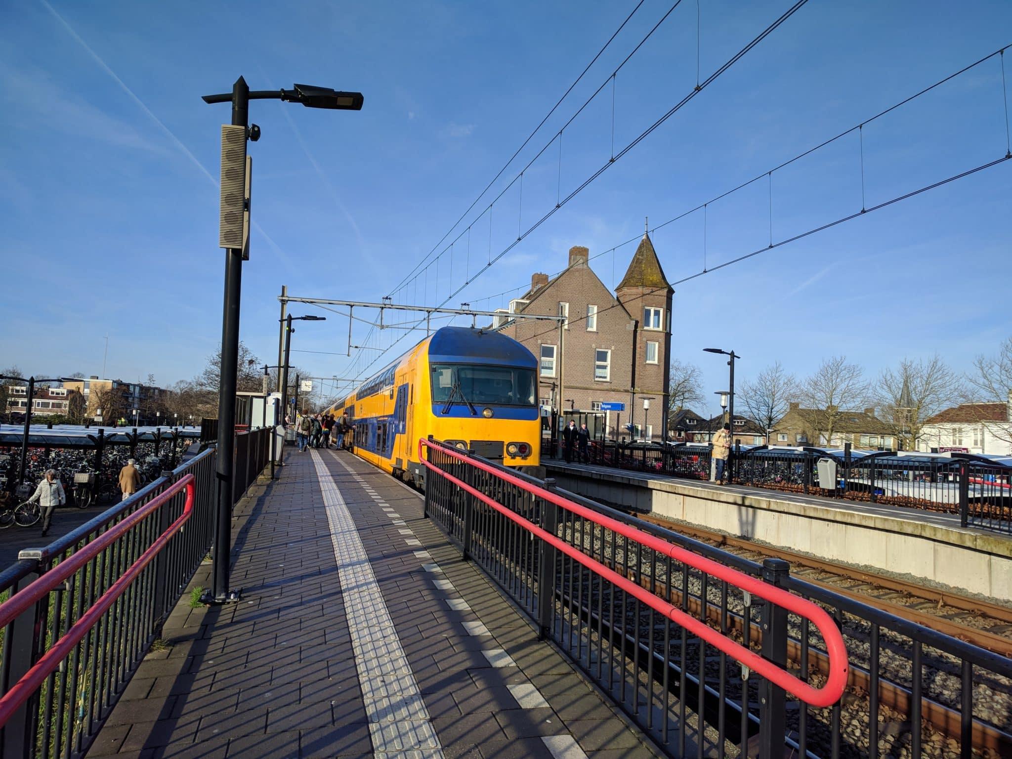 Investeer in dubbelspoor Woerden-Alphen-Leiden