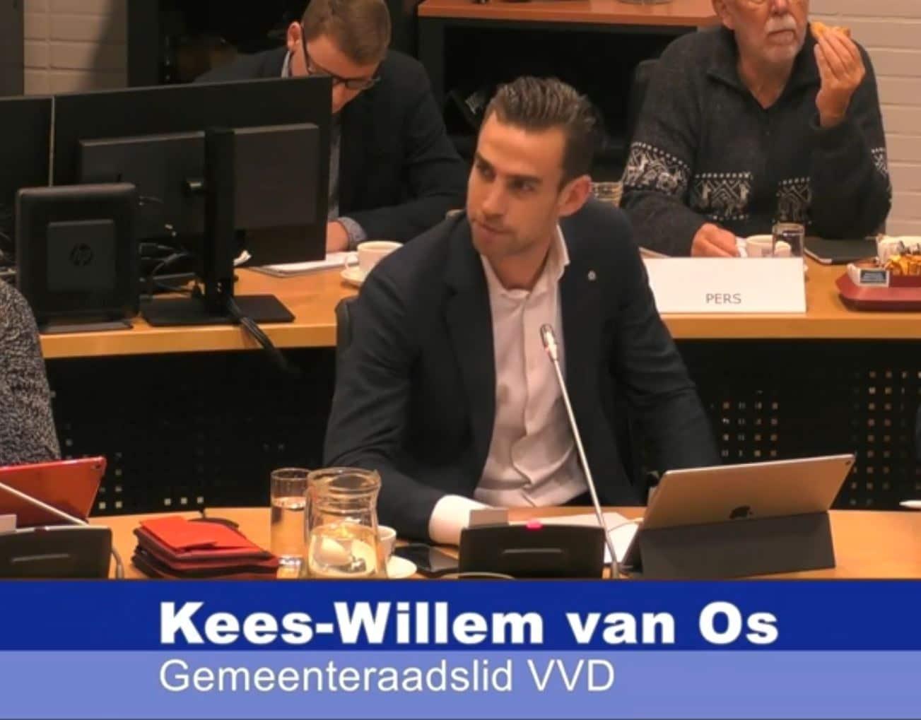 Kees-Willem van Os terug naar de VVD