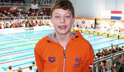 Roan van der Weide met top 10-tijd op 1500 m