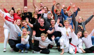 Judoka's Goederaad judoën in België