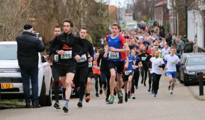 Veel deelname voor Snertloop