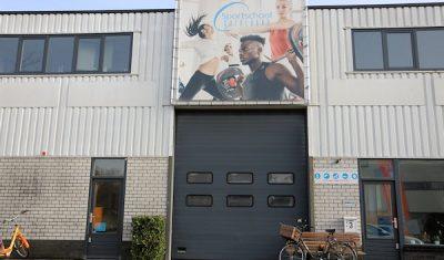 Sportschool Goederaad verdwijnt in huidige vorm
