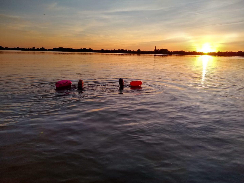 Open water zwemmen Reeuwijk mikt op 100 deelnemers