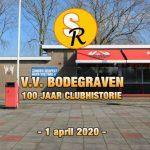 Nu te zien in Sport Report v.v. Bodegraven 100 jaar clubhistorie