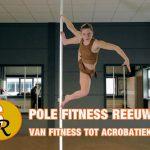 Studio Pole Fitness Reeuwijk nu te zien in Sport Report op internet en tv