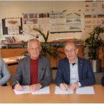Energiecoöperatie gaat 800 zonnepanelen op wooncomplexen woningbouwvereniging plaatsen
