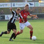 Schrappen voetbalcompetitie voor enkele clubs in sportieve zin een hard gelag