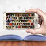Online bibliotheek altijd open