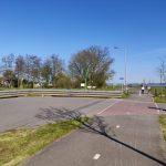 Parkeerplaatsen Reeuwijkse Plassen afgezet