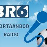 Sportaanbod radio BR6 voor 6 juni