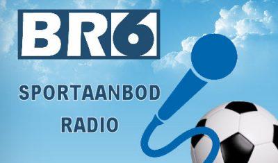 Sportaanbod BR6 radio voor 23/24 mei