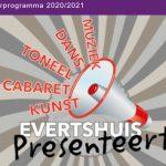 Opening nieuw theaterseizoen Evertshuis