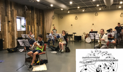 Muziekvereniging OBK repeteert weer