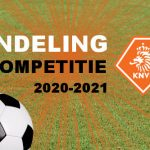 Indeling competitie amateurvoetbal