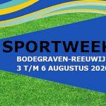 Lekker bewegen in sportweek Bodegraven-Reeuwijk