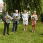 Zes Koninklijke Onderscheidingen uitgereikt