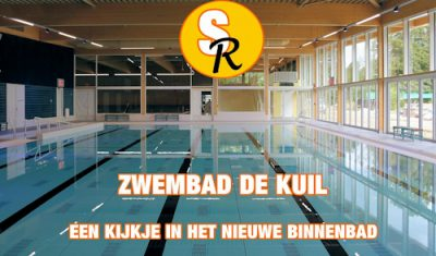 Met Sport Report een kijkje in het nieuwe binnenbad van zwembad De Kuil