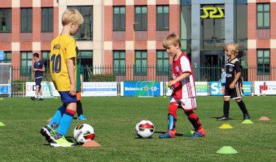 Goede opkomst Sportweek en Voetbalvakantieweek
