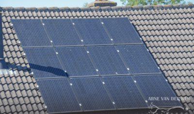 Relatief weinig zonnepanelen in Zuid-Holland