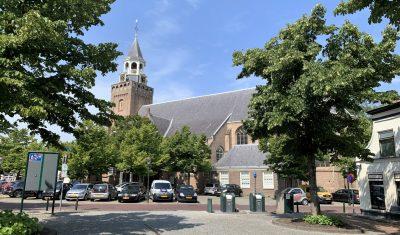 'Eerst praten over bouw op Burggraaff-locatie'