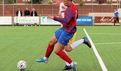 Interview: Lion van de Velde vond plezier in voetballen terug bij CVC Reeuwijk