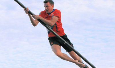 Interview: Erwin Timmerarends werd verliefd op polsstokverspringen