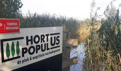 Tuinders Hortus Populus willen hun plek houden