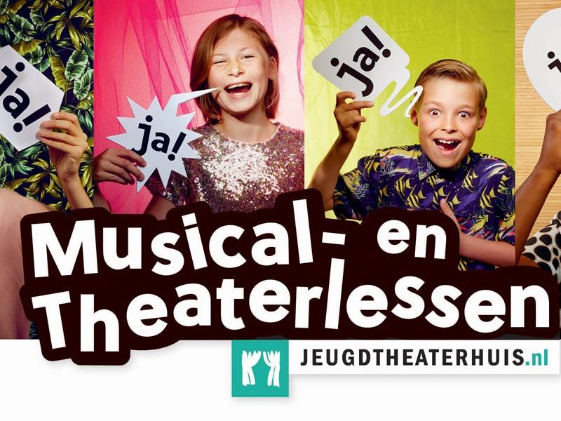 Nieuw seizoen het Jeugdtheaterhuis