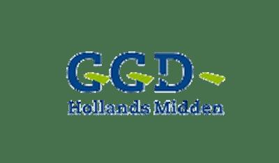 Verspreiding corona in de regio Hollands Midden week 43