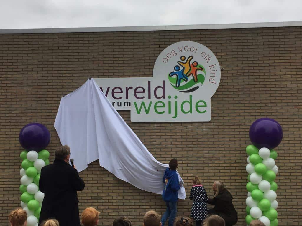 Kindcentrum Wereldweijde geopend