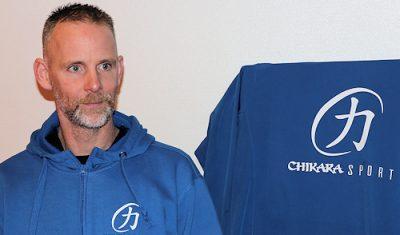 INTERVIEW: Eric Zwaan voelt zich al thuis met z'n sportschool in de Willibrordschool