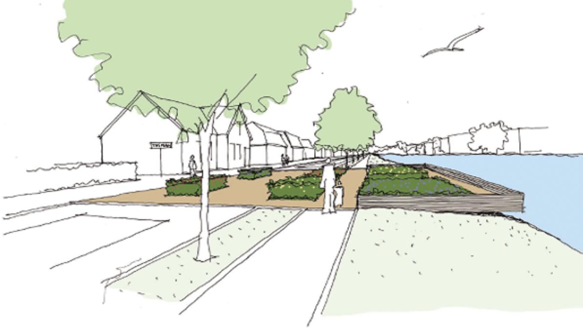 Besluit Raadhuisweg en Zoutmansweg definitief: alle ruimte voor fietsers