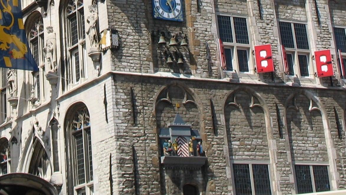 Restauratie carillon Goudse stadhuis
