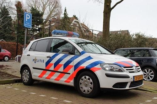 Steekpartij in de Karel Doormanstraat in Bodegraven