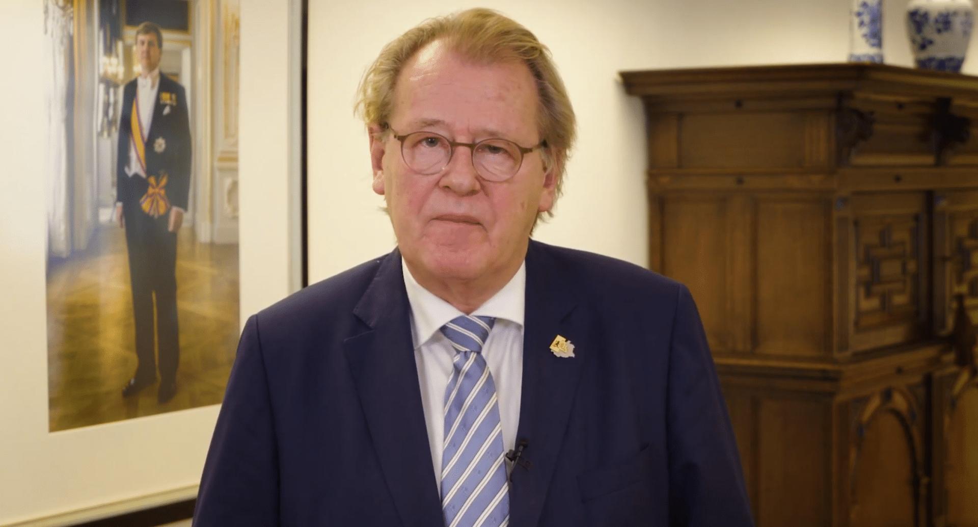 Nieuwjaarstoespraak commissaris van de Koning Zuid-Holland Jaap Smit