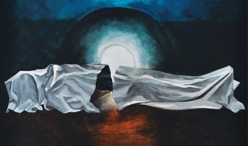 Goudse Passie, een kunst- en spirituele route in de 40 dagentijd voor Pasen