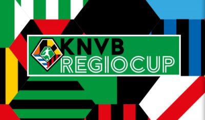 KNVB haalt voor de senioren ook streep door de KNVB Regio-cup
