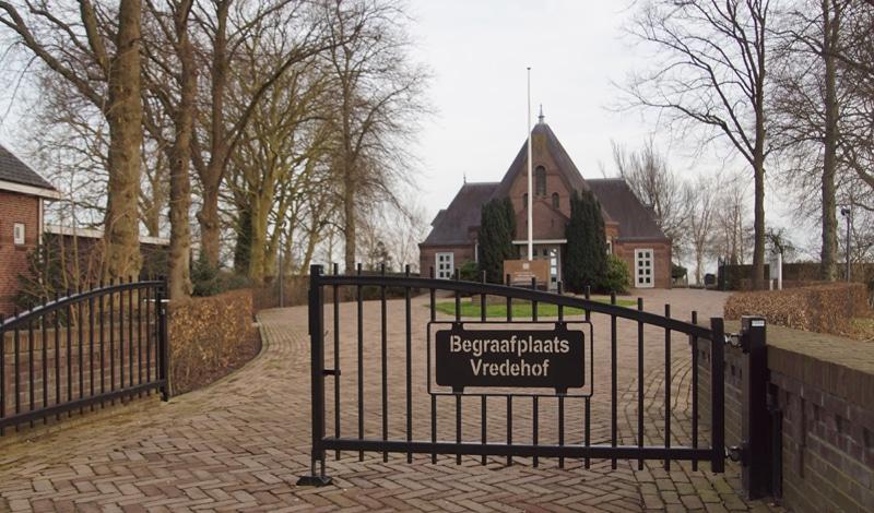 Noodverordening begraafplaats niet verlengd