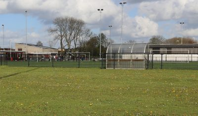 Voorstel half hockeyveld op sportveldencomplex aan de Groene Zoom