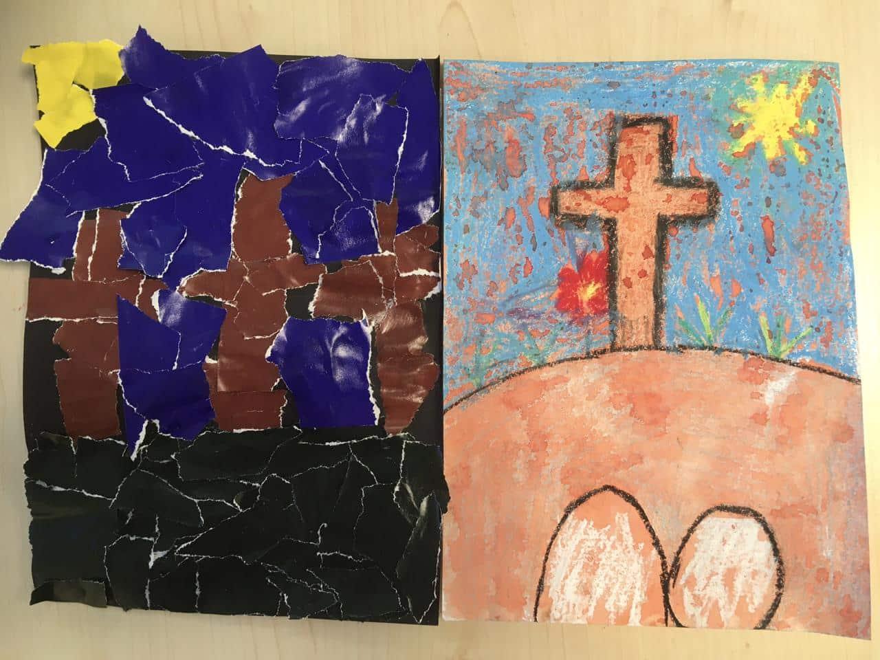 Paasfeest op de Pr. Beatrixschool