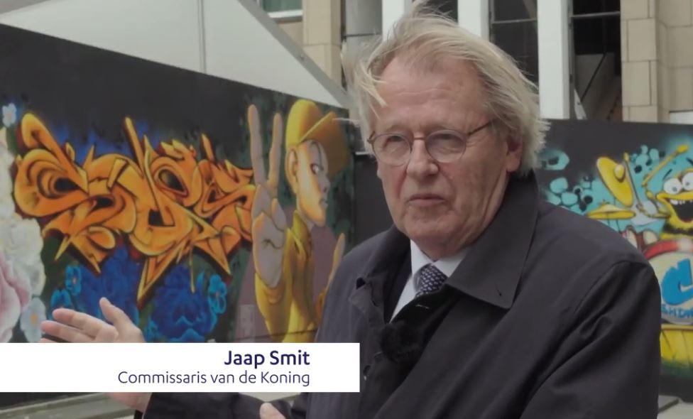 Provincie organiseerde graffiti jam tijdens bevrijdingsdag