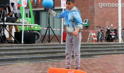 Lokale voorronde NK stoepranden op 24 juli
