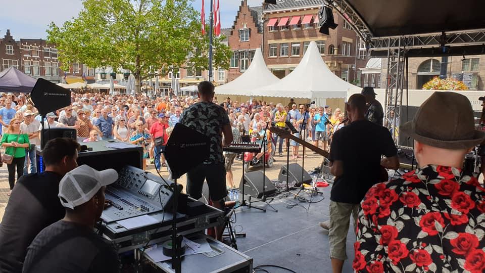 Bluesfestival Gouda verplaatst naar 2022