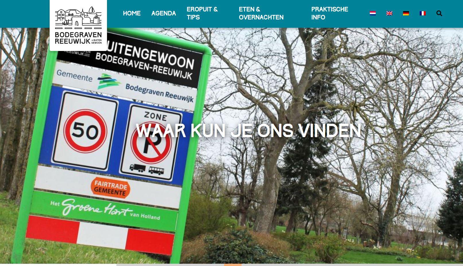 Stichting Promotie Bodegraven-Reeuwijk focus op historie, kunst en cultuur