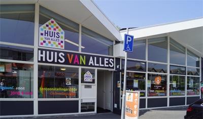Huis van Alles Reeuwijk-Brug weer open