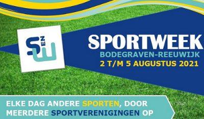 SenW Sportweek, doe jij (weer) mee?