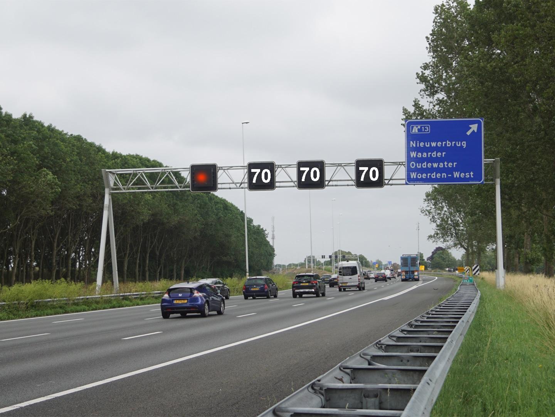 Afsluiting A12 niet goed voorbereid, regio wil uitstel