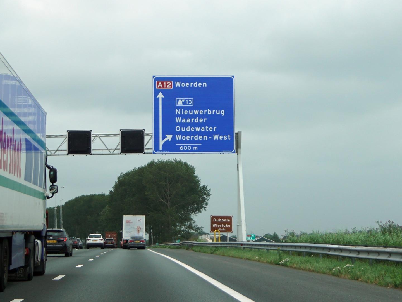 Grote zorgen over afsluiting A12 in het najaar