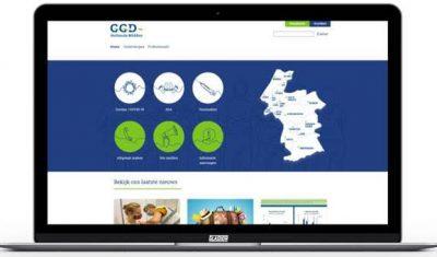 Nieuwe website voor GGD Hollands Midden