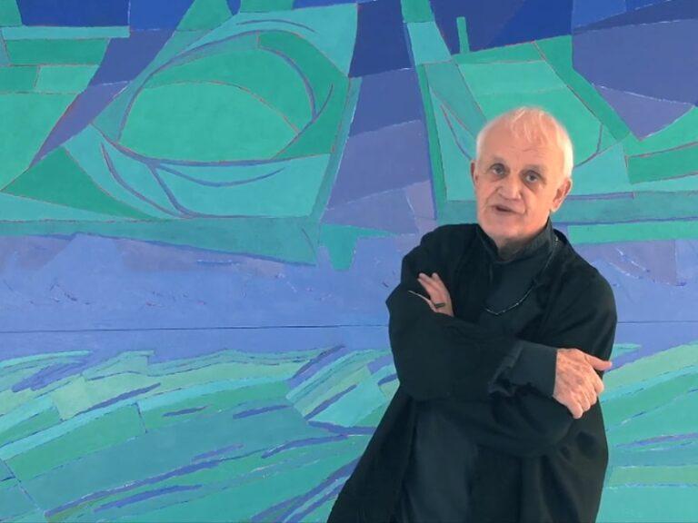 Kunstenaar Ido Vunderink (86) uit De Meije overleden
